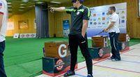 Pistolarul Casian Codrean e triplu campion la juniori