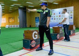 Casian Codrean a plusat la experienţă, în Mondialul de tir