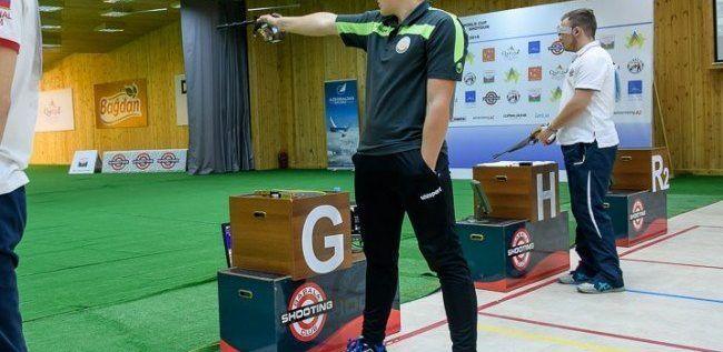 Casian Codrean a ratat finala juniorilor, la Europene
