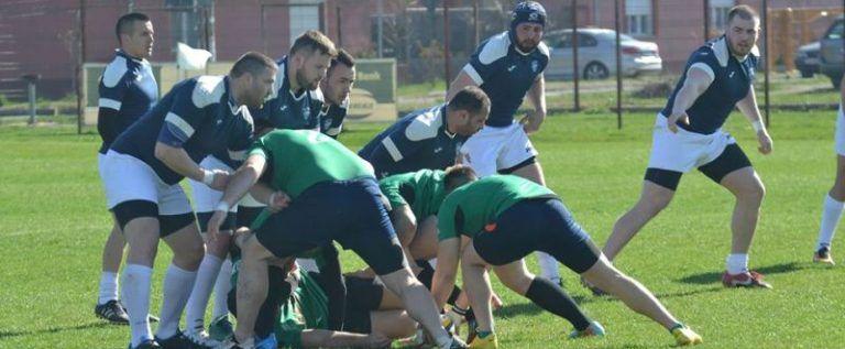 Rugbiştii de la CSU Arad, surclasaţi în debutul sezonului