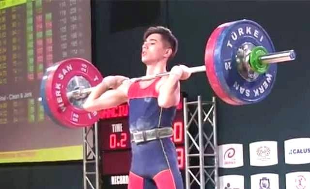 Halterofilii juniori au cucerit medalii la Naţionale