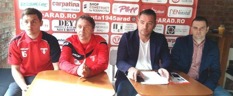 Transport gratuit la Şiria, pentru meciul UTA – FC Braşov