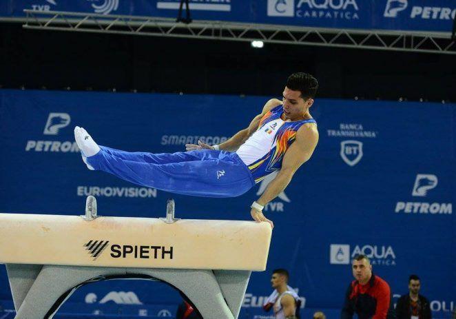 Kotrong şi-a încheiat aventura la Europenele de gimnastică