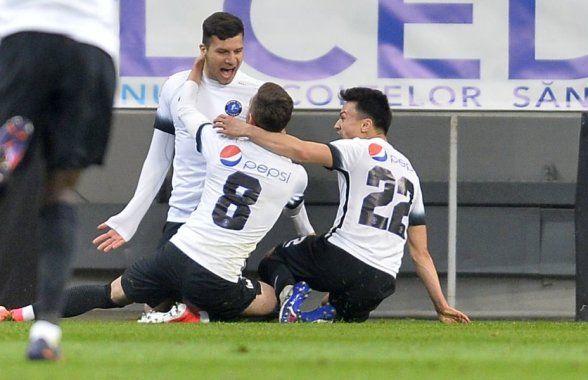 George Ţucudean reaprinde lupta pentru titlu, în Liga 1