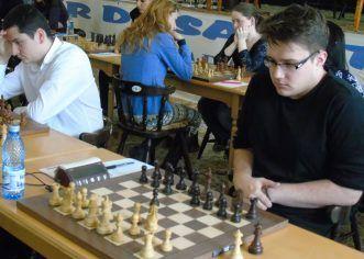 Şahistul David Alexandru, locul 6 la Naţionalele seniorilor