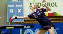 Andreea Dodean joacă finala Superligii Italiei la tenis de masă