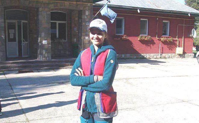 Tânăra Briana Vărcuş, promisiunea CSM-ului în talere