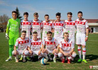 Juniorii roş-albi se pregătesc de un stagiu în Austria