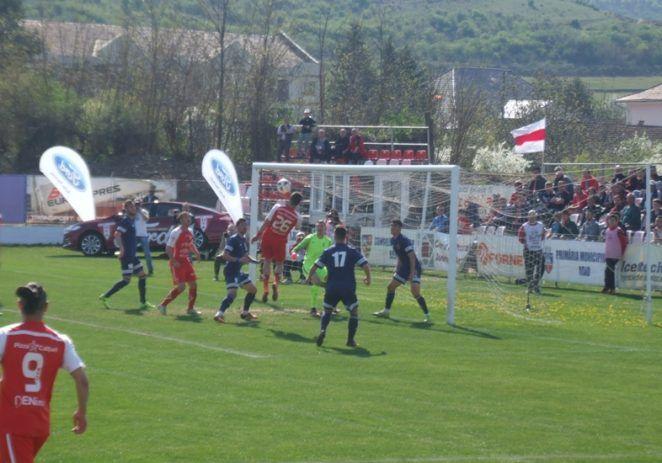 UTA pierde teren în lupta la promovare, după 0-1 la Călăraşi