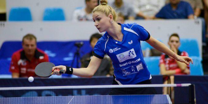 Daniela Dodean e a doua performeră în campionatul Franţei!