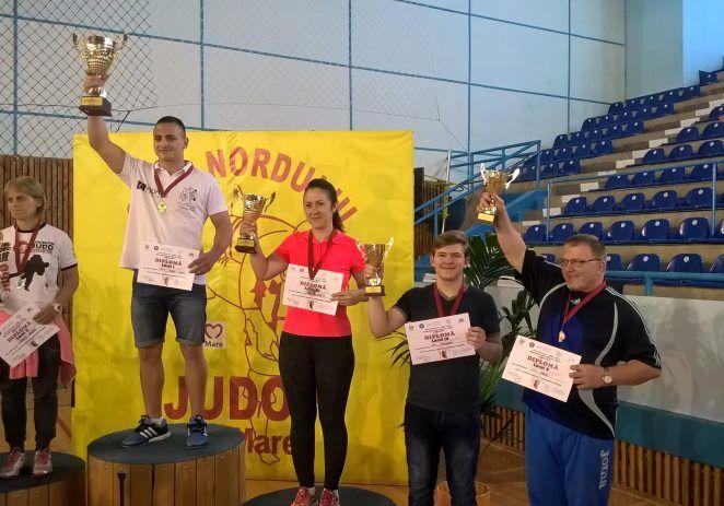 Micii judoka ai CSM-ului, medaliaţi la Cupa Nordului
