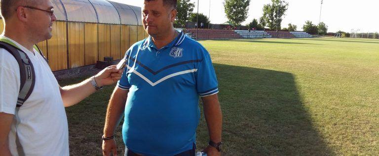 Preşedintele Lipovei, Radu Pop, îşi vede visul devenit realitate