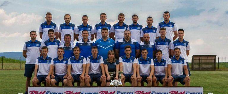 Şoimii Lipova intră prima din arădene, în Cupa României