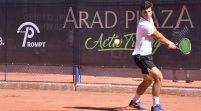 """Se joacă pe tabloul principal la """"Activ Club Arad Trophy"""""""