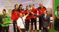 Daniela Dodean a câştigat Liga Campionilor Africii
