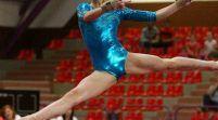 Gimnasta Iulia Berar, în premieră la Festivalul Olimpic