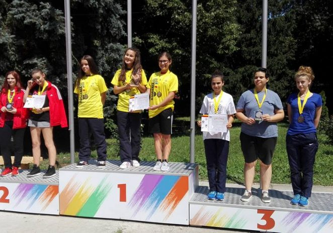Juniorii arădeni au dominat finala naţională de glonţ