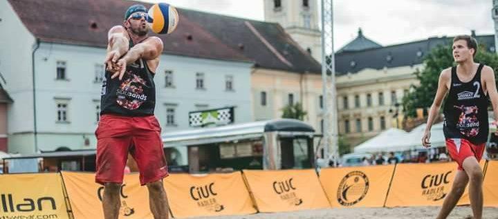 Marius Mascovits a urcat pe podium la turneul clujean