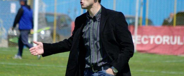 Oprescu e istorie la Sebiş, iar Chiţa e noul antrenor