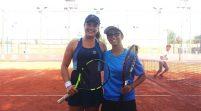 ITF Arad: arădeanca Ghinga continuă în proba de dublu