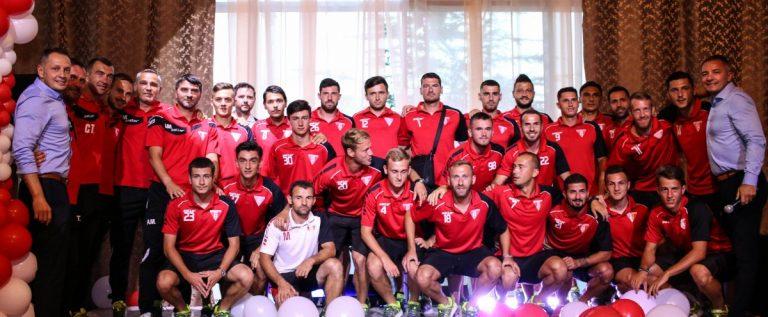 UTA şi-a prezentat lotul cu care atacă promovarea în Liga 1