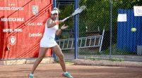 Gabriela Ruse a dat recital în primul tur, la ITF Arad