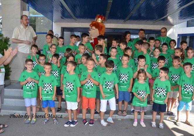 Copiii s-au remarcat şi ei la turneele Arad Open 2017