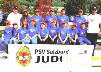 Micii judoka şi-au încărcat bateriile în Austria