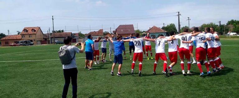 Lipova şi Sebişul se califică în turul trei al Cupei României