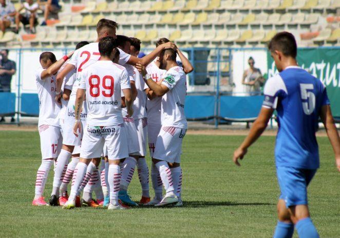 Sibiul rămâne lider în Liga 2. Rezultate şi clasament