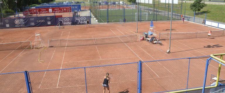 Cinci tricolore continuă la ITF Arad. Azi e finala de dublu