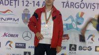Înotătorul Patrick Kugelman e dublu medaliat naţional