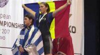 CSM Arad dă încă o dublă campioană europeană la haltere!