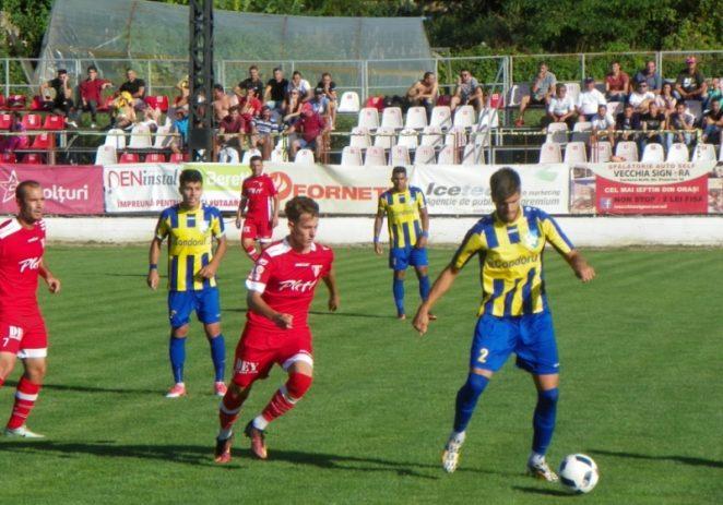 UTA nu mai vrea să se afume şi în Cupa României
