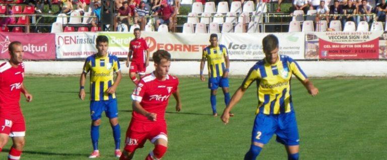 UTA a remizat la Baloteşti, după un meci complicat
