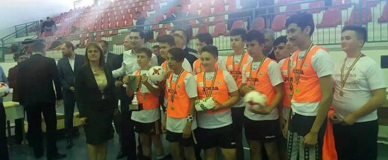 Vladimirescu și Sântana, câștigătoarele Arad Cup