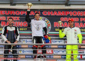 Robert Mureşan e campion european la motociclism