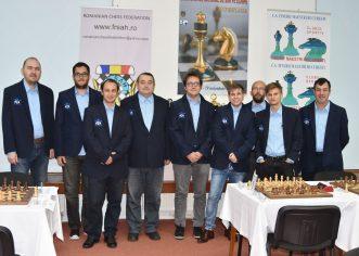 Vados Arad se menţine în Superliga Naţională de şah