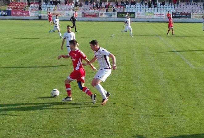 UTA Arad a remizat alb, în ultimul meci al anului