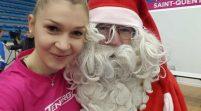 Daniela Dodean e Crăciunița de la Saint Quentin!