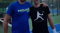 Marius Copil pregătește noul an alături de Djokovic