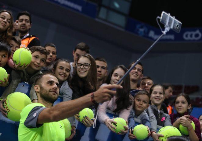 Marius Copil a fost finalist la turneul ATP de la Sofia