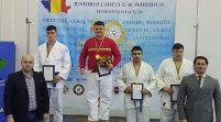 Două medalii arădene pe tatami: David Nagy e campion național