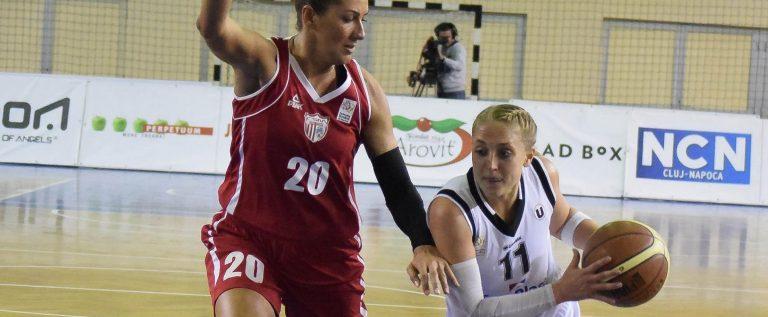 Cu Andra Mandache MVP, Satu Mare a câștigat Liga Europei