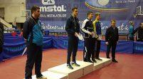 Adrian Dodean este vicecampion național la tenis de masă