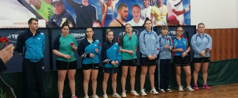Prea mult ghinion: fetele CSM-ului vor lupta pentru bronz
