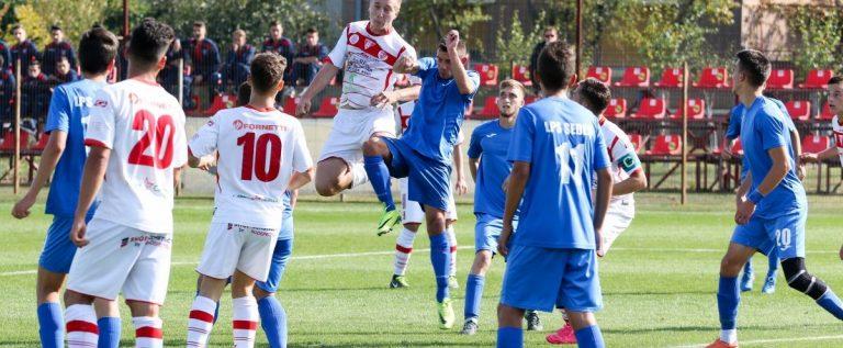 UTA U19 a reluat campionatul cu o victorie, la Sebeş