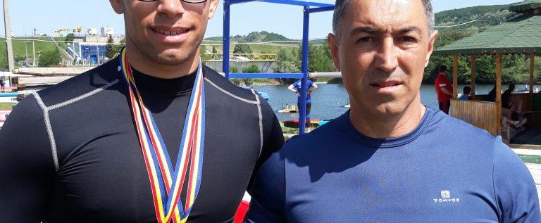 Kaiacistul Ioan Sabău, de două ori pe podiumul naţional