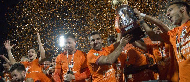 Ţucudean scrie istorie: este campion şi cu CFR Cluj!