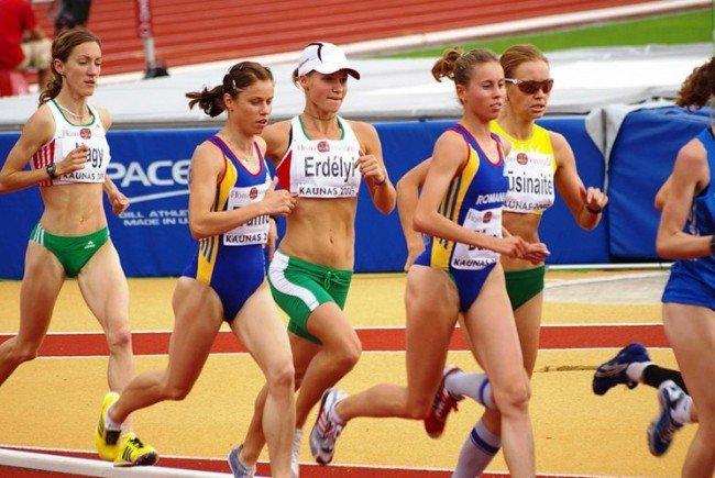 Atletă de la CSU Arad, medaliată la un cros internaţional